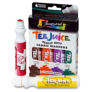 Set 4 markere Tee Juice Bright