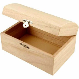 Caseta lemn cu incuietoare 575440