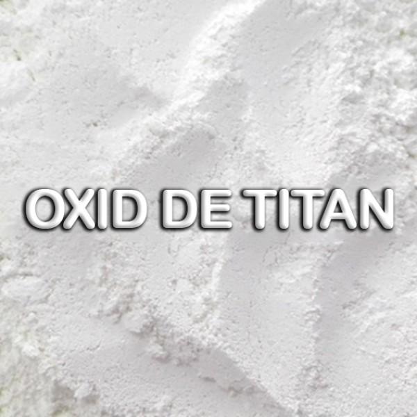 Oxid Alb de Titan 1 kg