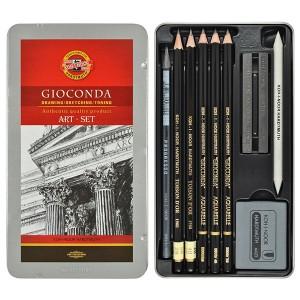 Gioconda Art Set 8893