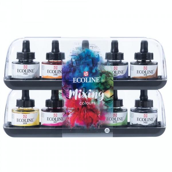 Talens Ecoline Mixing Set 10 x 30 ml