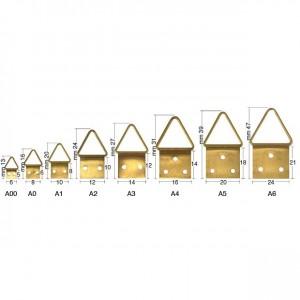 Agatatori triunghi aurii