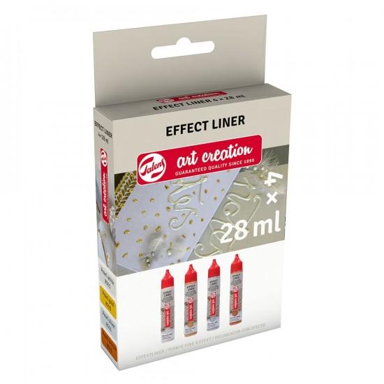 Set Art Creation Effect Liner 4X28ml Specialties