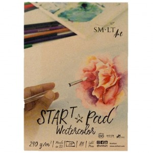 Bloc desen Watercolor pad START