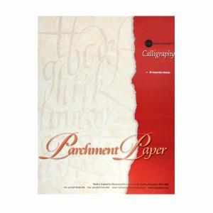 Bloc pt caligrafie Pergament - A4