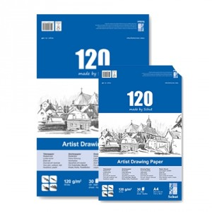 Bloc Schut Artist Drawing 120g