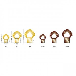 Agatatori Baroc Aurii