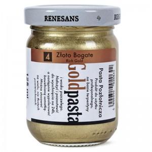 Pasta metalica Renesans 125 ml.