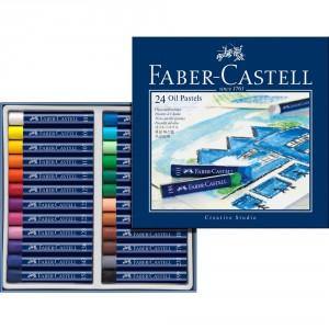 Set pastel gras Faber-Castell