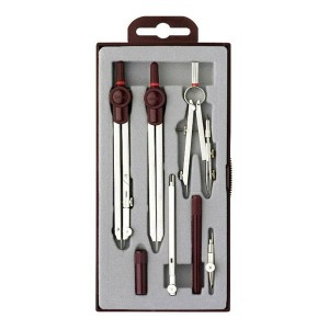 Set compas Rotring Centro 7 piese