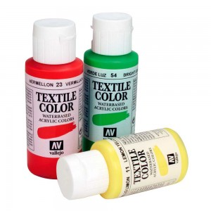 Vallejo Textile color