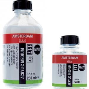 Mediu acrilic Amsterdam Matt 117