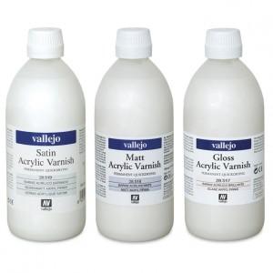 Vernis acrilic Vallejo Permanent