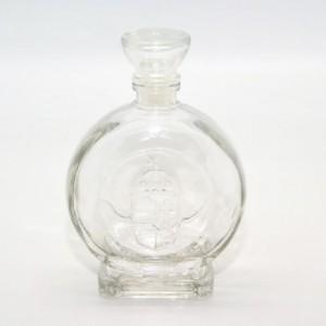 Plosca cu dop din sticla 500ml
