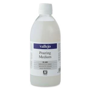 Mediu acrilic Vallejo Pouring