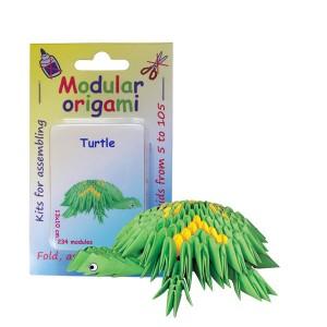 """Set origami """"Testoasa"""""""