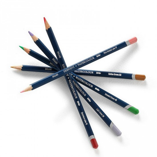 Creioane colorate Derwent Watercolour