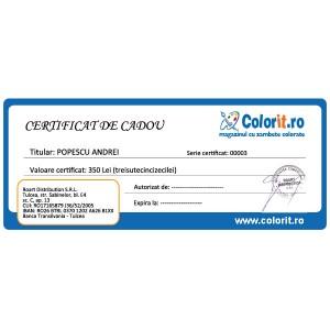 Certificat de cadou