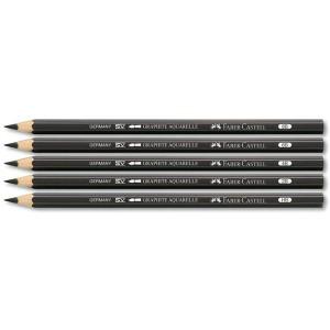 Creioane Faber Castell Graphite Aquarelle