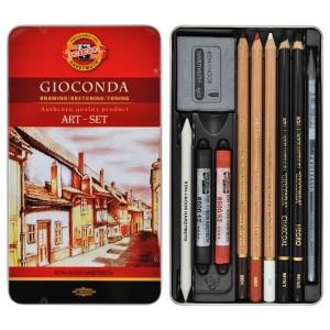 Set creioane Gioconda Drawing 8890
