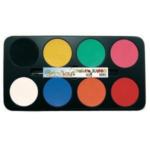 Set 8 culori face painting Jumbo Pallette