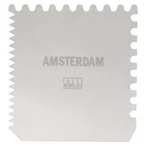 Amsterdam Scraper Metal