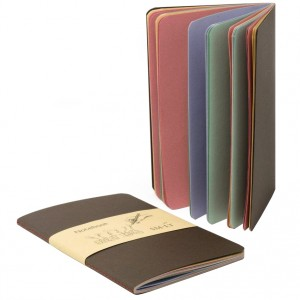 Carnetel SM.LT Stitched colored notebook 48x80gr 135x210