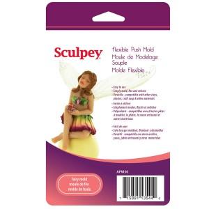 Matrita modelaj flexibila Sculpey - Fairy