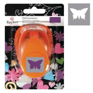 Perforatoare cu model - Fluture