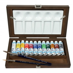 Set acuareleVan Gogh Box 12x10ml