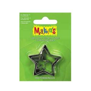 Set 3 forme modelaj  Makin's Stea