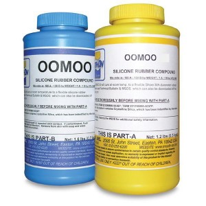 Silicon RTV OOMOO 25 - TRIAL KIT