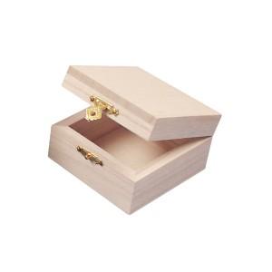 Cutie din lemn mini