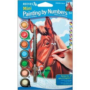 Pictura pe numere Mini