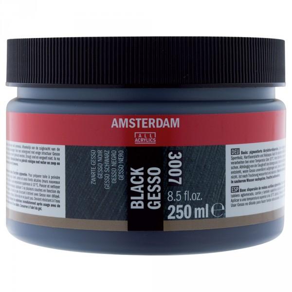 Grund Amsterdam Gesso Black 3007