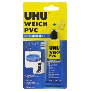 Adeziv UHU pentru PVC Flexibil 120 gr