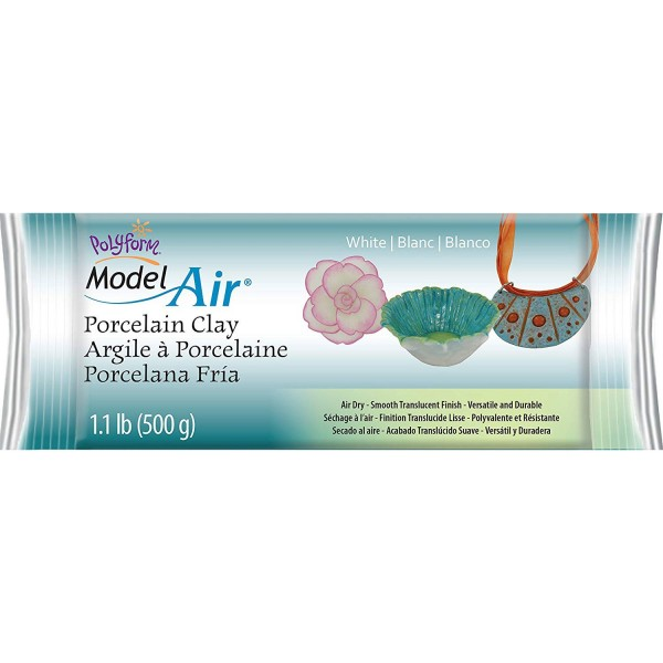 Pasta de modelaj Model Air Porcelain Clay