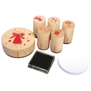 "Set stampile decorative mini ""Sweet Angels"""