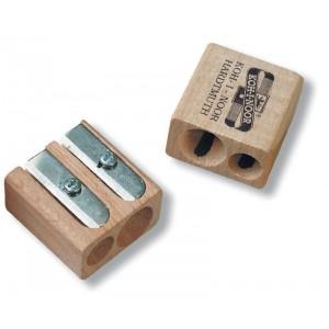 Ascutitoare dubla lemn Koh-I-Noor