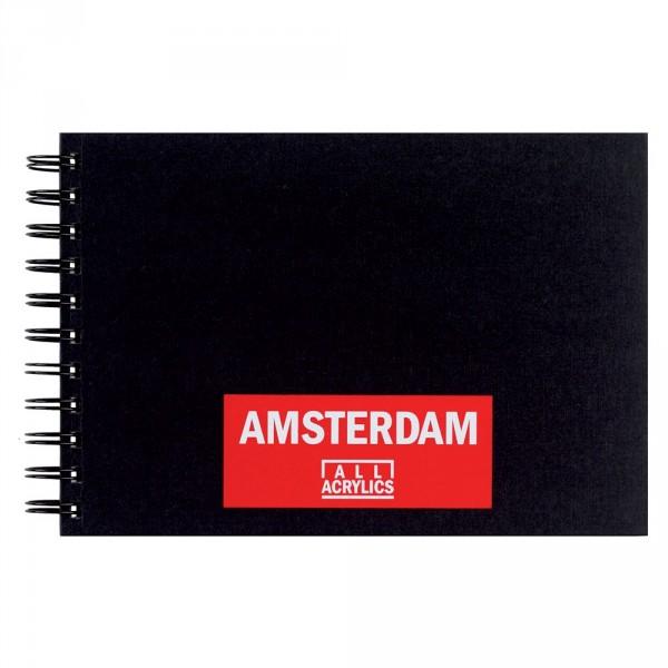 Bloc de desen Amsterdam Black Book
