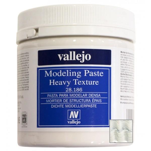 Pasta acrilica Vallejo Heavy Modeling Paste