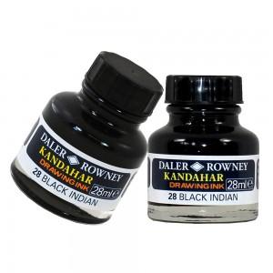 Black Kandahar ink 28 ml