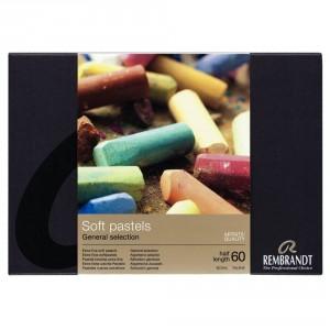 Rembrandt Soft Pastels Set Cardboard 60.5