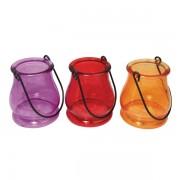 Felinar sticla - color