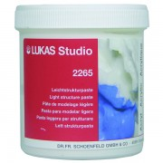 Pasta acrilica volum Lukas Studio