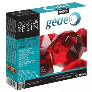 Rasina colorata Gedeo - Ruby 150 ml.