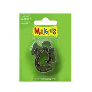 Set 3 forme modelaj Makin's Inger