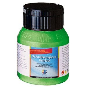 Culori tempera Nerchau School 500 ml