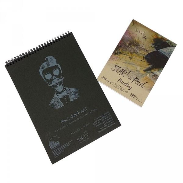 Pachet Black pad Authentic 1+1 GRATIS!