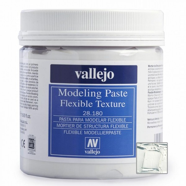 Pasta acrilica Vallejo Light Modeling Paste